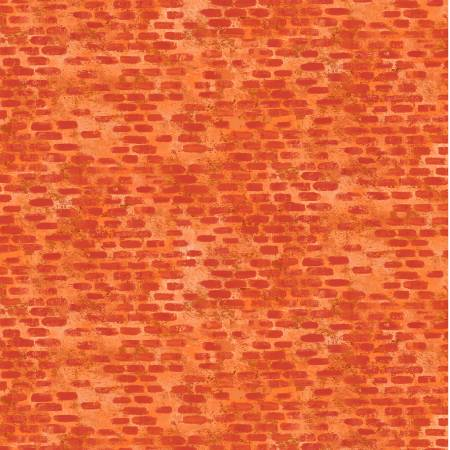 Orange Brickwork