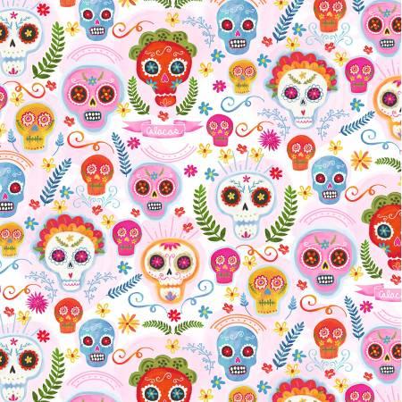 Blush Sugar Skulls