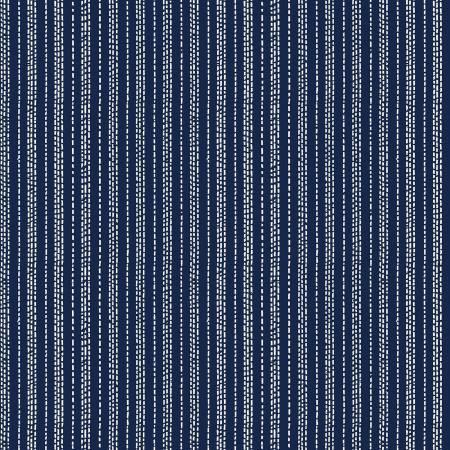 Navy Wrangler Stripe