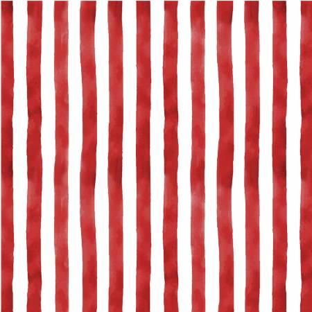 Red Broad Stripe - CX9705