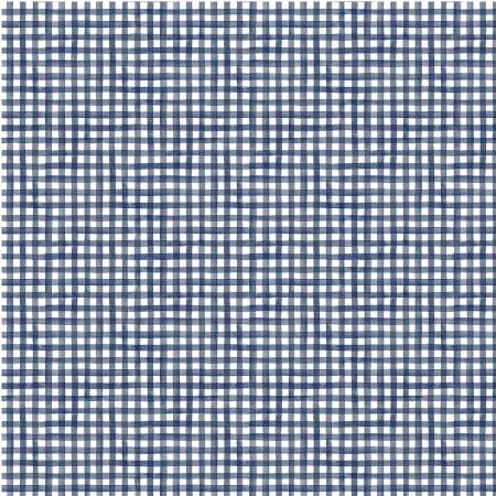 Land that I Love Liberty Gingham 9706 Navy
