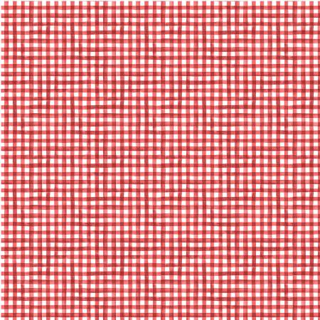 Land That I Love Red Liberty Gingham