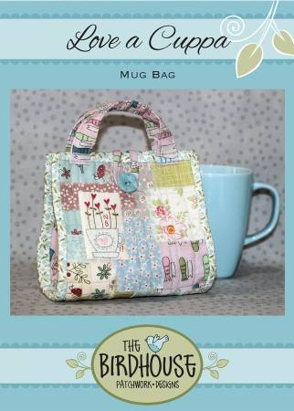 Love a Cuppa Mug Bag