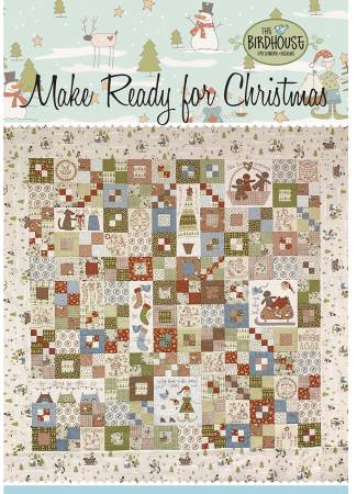 Make Ready for Christmas Complete Pattern Set