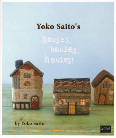 Yoko Saito's Houses, Houses, House! - Softcover