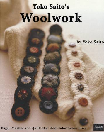 Book - Yoko Saito's Woolwork