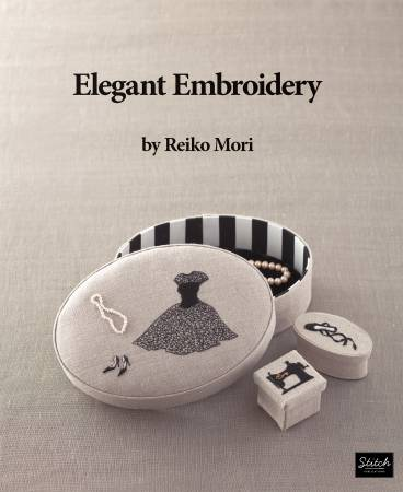 Elegant Embroidery - Softcover