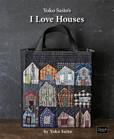 Yoko Saitos I Love Houses