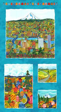 Blue Quiltlandia Panel (24) MAY061020
