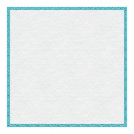 Vintage Happy 2 Design Board 18in -Blue