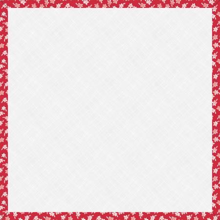 14-Inch Red Star Flower Design Board