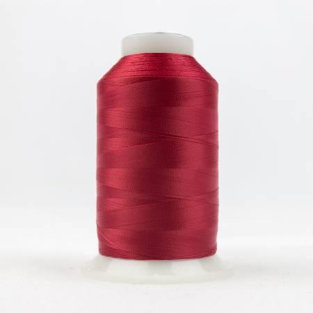 Deco Bob 80# Soft Poly Thread - 209-Raspberry