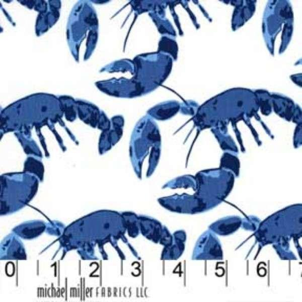 Navy Lobster Pot