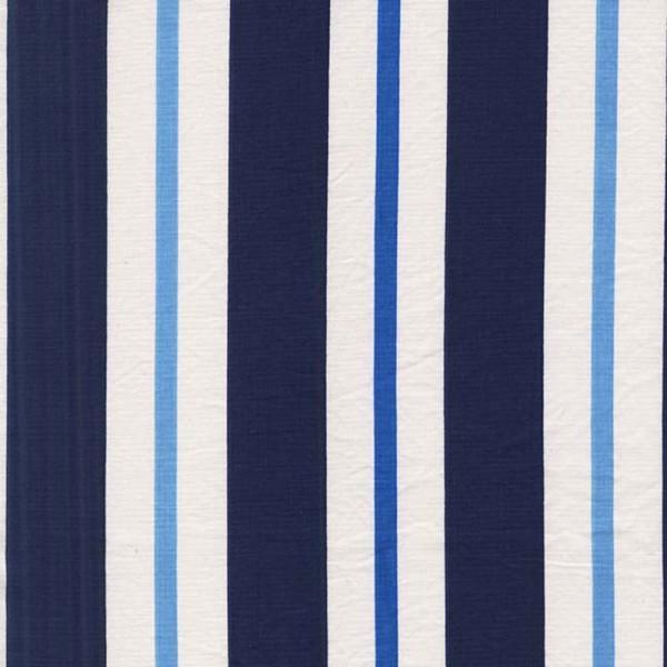 Azure Kimono Stripe