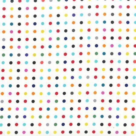 Multi Make a Point Colorful Dots