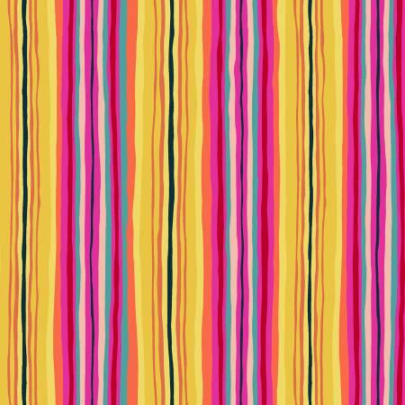 DC8790 MRGD D Marigold Rhythms for Michael Miller Fabrics. 100% cotton 43 wide