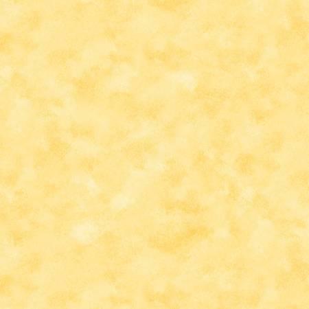 Yellow Cotton Ball Fabric Yardage 44/45 Inches Wide