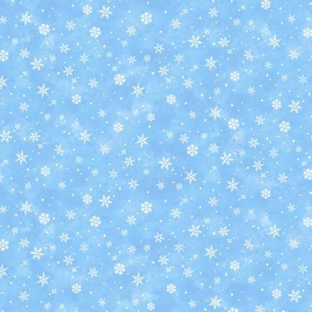 Grandma's Christmas Wish Snowflake Kisses Cloud