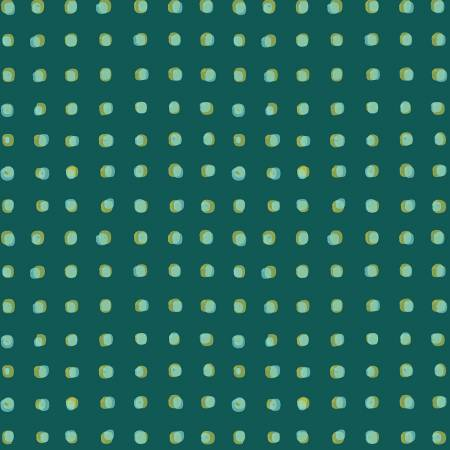 With Sprinkles on Top - Teal Dot  DC9601-TEAL