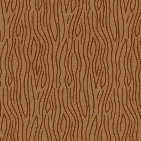Gnome Sweet Gnome - Brown Wood Texture