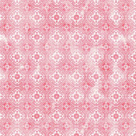 Love Letters  Pink Delicate Damask