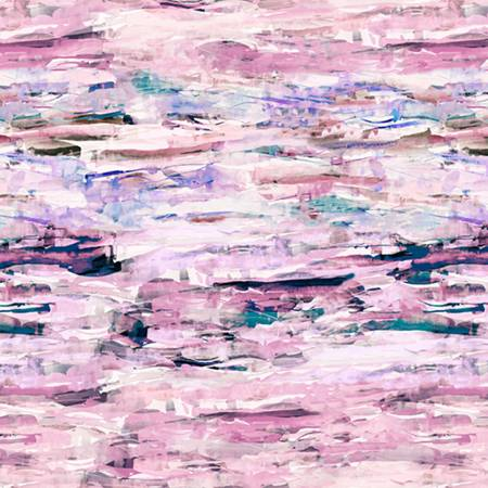 Pink Digital Cuddle Abstract