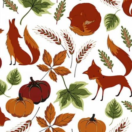 Shannon Cuddle Harvest Fall Fox Digital Cuddle