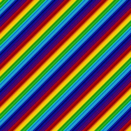 Bright Spectrum Digital Cuddle