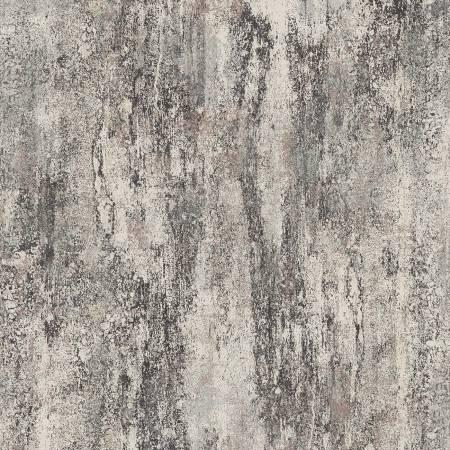 Grey Stone Wall Digitally Printed