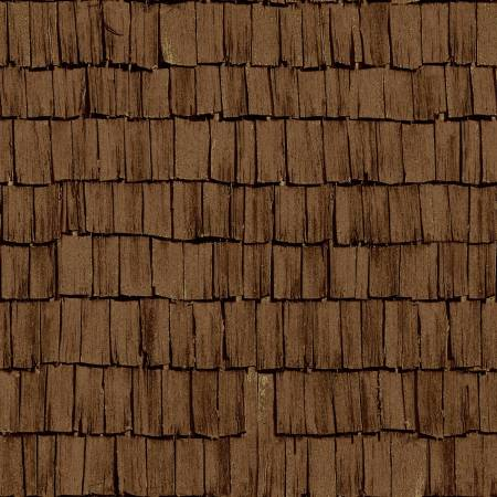 Brown Weathered Roof Digitally Printed dcx9300