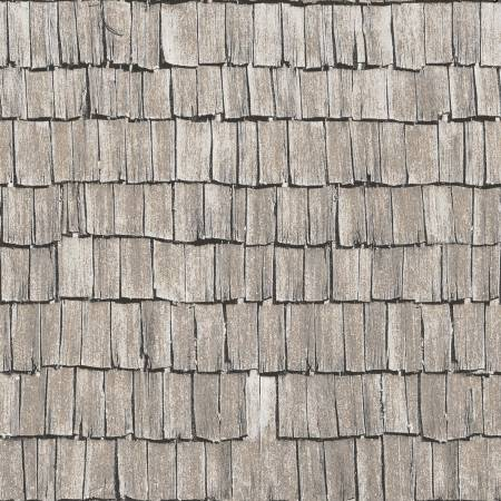 Grey Weathered Roof Digitally Printed