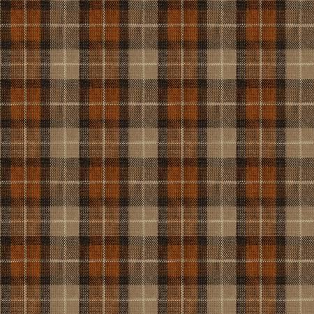 Michael Miller Lumber Checks DCX9302-BROW-D Brown