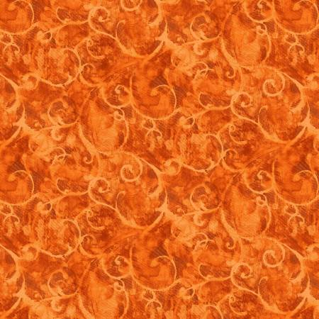 Orange Fantasia by Michael Miller / DCX 9545