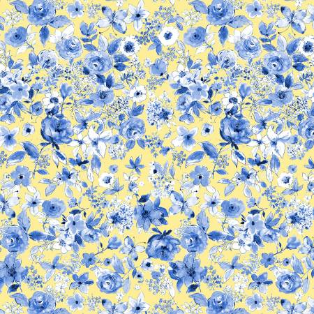 Blue Muse Lemon Air of Spring