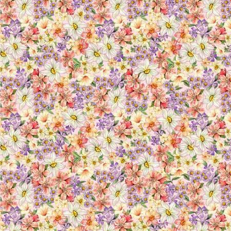 Flower Fairies in Floral