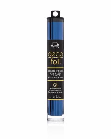 Deco foil Deep blue