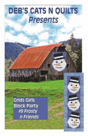 Frosty n Friends Grids Girls Block Party 9