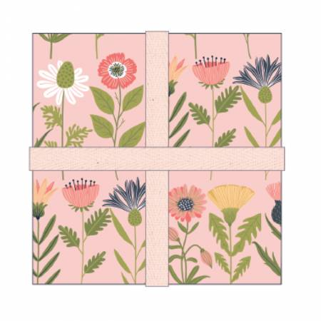 5in Squares Daisy Mae, 42pcs