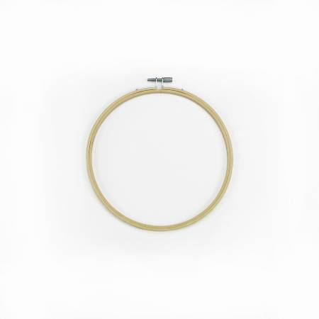 Bamboo Embroidery Hoop 7in