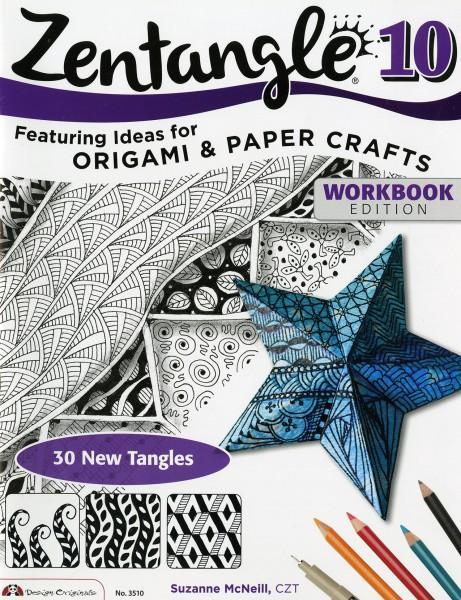 Zentangle 10 Origami & Paper Crafts