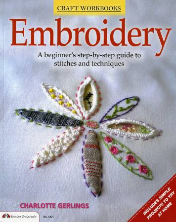 Embroidery - Softcover