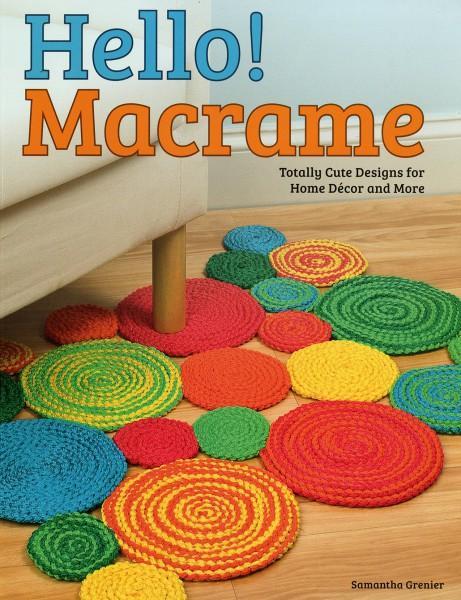Hello! Macrame Book