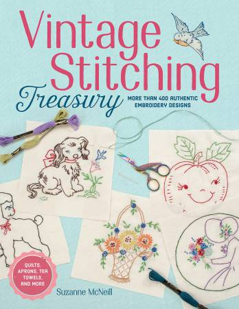 Vintage Stitching Treasury