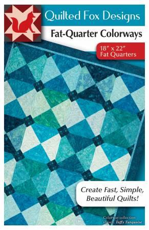 Fat-Quarter Colorways Pattern