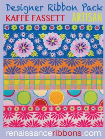 Kaffe Fassett Artisan Designer Ribbon Pack