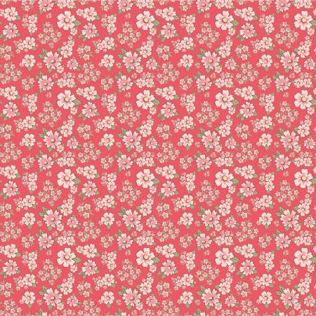 Dots and Posies Pink Mini Fleurs