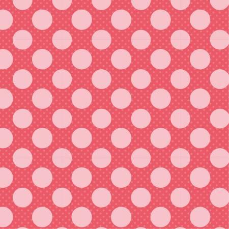 Dots and Posies Blush Dots on Dots DP20416