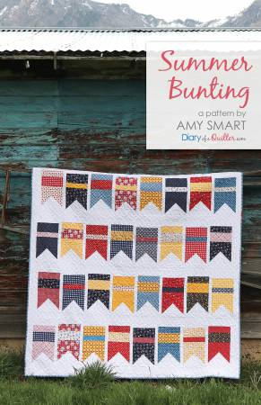 Summer Bunting Pattern