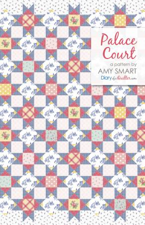 Amy Smart Palace Court Pattern