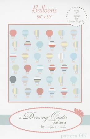 Balloons Quilt Pattern